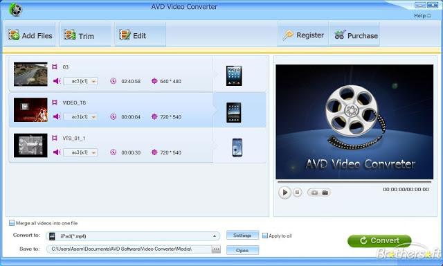 AVD Video Processor 8.0.2 + Crack